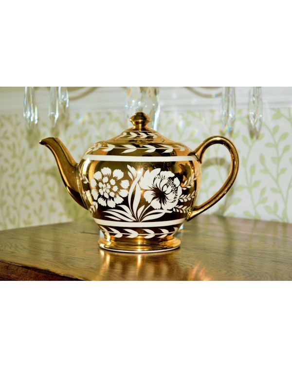 (OUT OF STOCK) SADLER LARGE VINTAGE TEAPOT